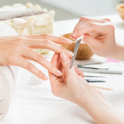 nail salon palm springs